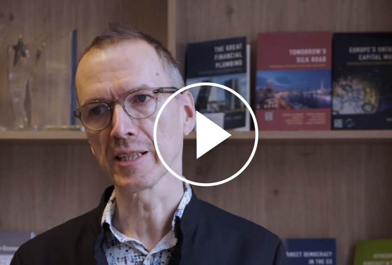 Interviewing Prof. Gregor Noll on Actors Networks and Responsibility Attribution